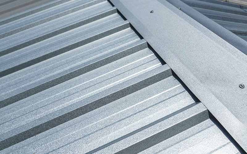 Metal Commercial Roofing Essex and London