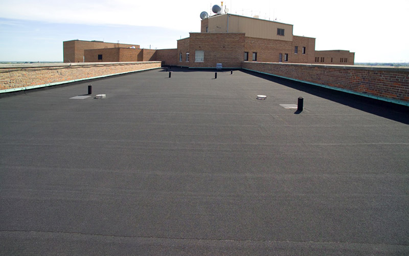 Commercial Roofing Essex and London Warehouse Roof