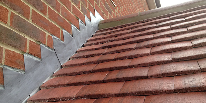 Lead Replacement Roof Installation Essex and London job