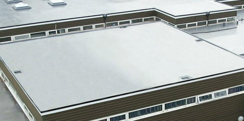 Liquid Polymer Roof Installation Essex