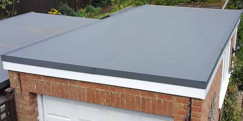 Single Ply Roof Installation Essex